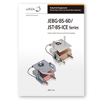 JEBG BS-60/JST BS-ICE Series Electron Beam Sources and Power Supplies