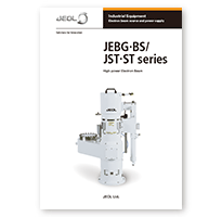 JEBG series High-power electron beam sources