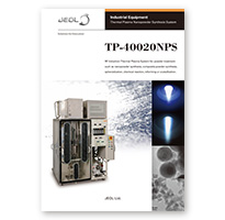 TP-400020NPS Thermal Plasma Nanopowder Synthesis System