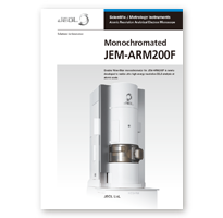 Monochromated JEM-ARM200F Atomic Resolution Analytical Electron Microscope