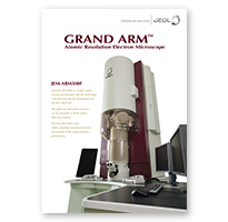 JEM-ARM300F GRAND ARM™ Atomic Resolution Electron Microscope
