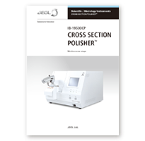 IB-19530CP CROSS SECTION POLISHER(TM)