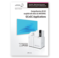JMS-T200GC AccuTOF™ GCx-plus GCxGC Applications