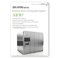 JBX-8100FS Series Electron Beam Lithography System
