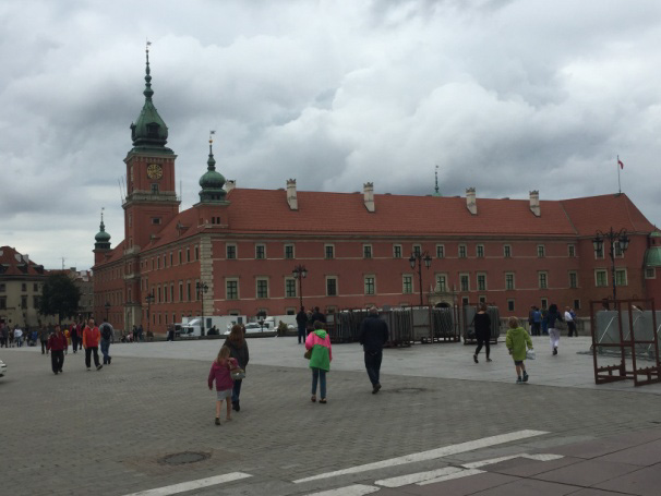 Royal Palace in Old Town