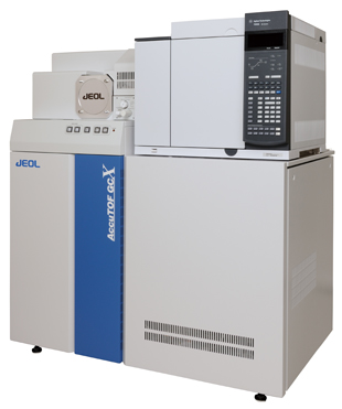 JMS-T200GC AccuTOF GCx High Performance Gas Chromatograph – Time-of-Flight Mass Spectrometer