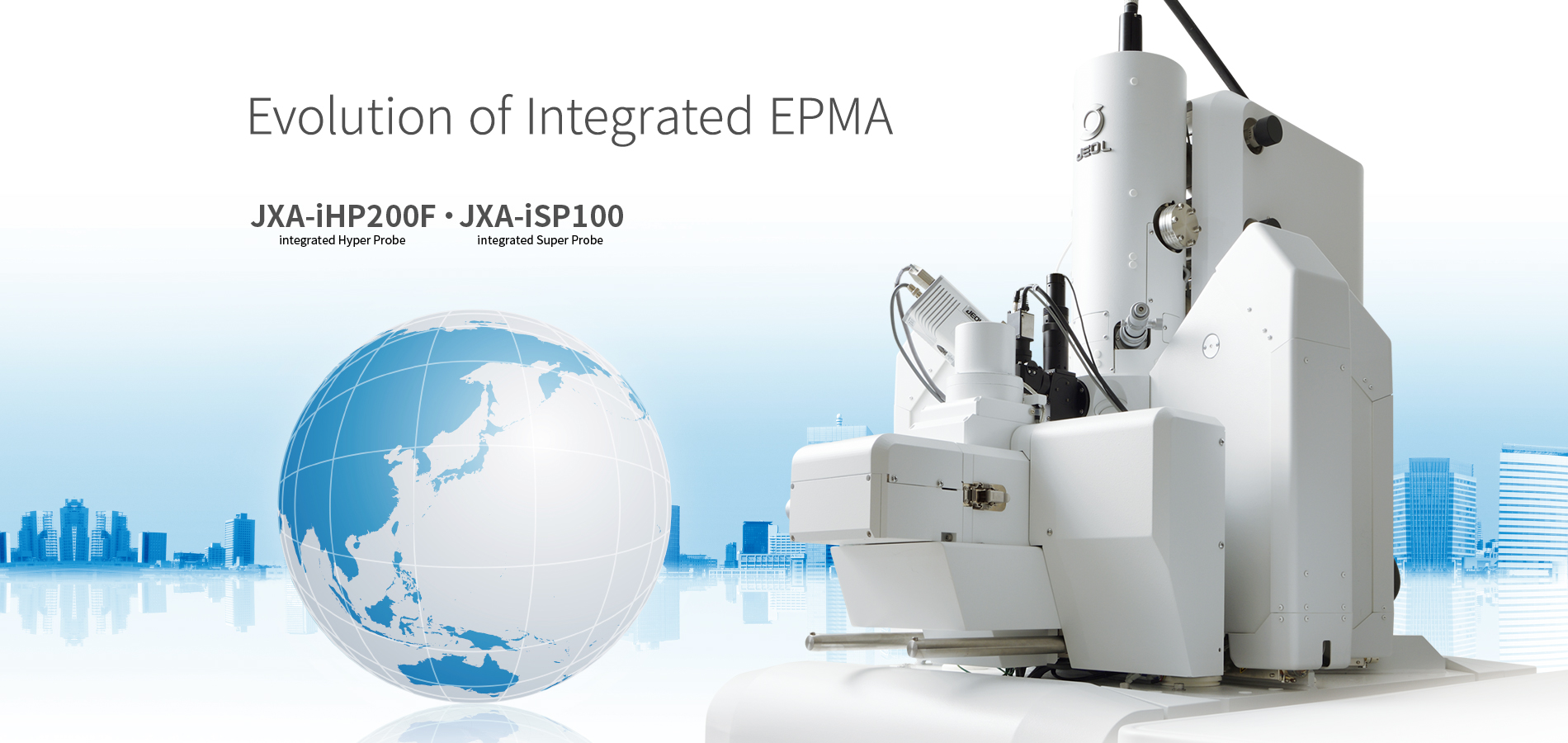Evolution of Integrated EPMA