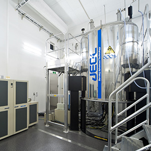 Tohoku University Research and Analytic Center for Giant Molecules
