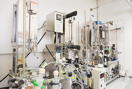 synthetic organic chemistry laboratory kobayashi lab department