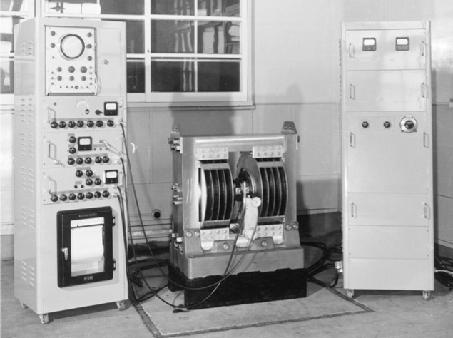 History Of Nmr Nuclear Magnetic Resonance Spectrometer Nmr