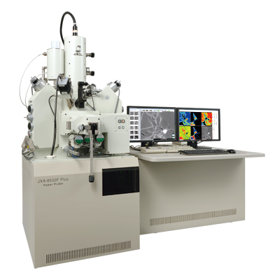 JXA-8530FPlus Field Emission Electron Probe Microanalyzer