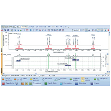 "NMR spectrum analysis support software ""ACD"""