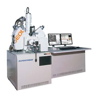 JXA-8230 Electron Probe Microanalyzer