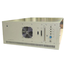High magnetic field gradient power supply