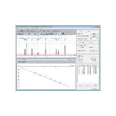 nmr data processing software alice products jeol  nmr data processing software alice2