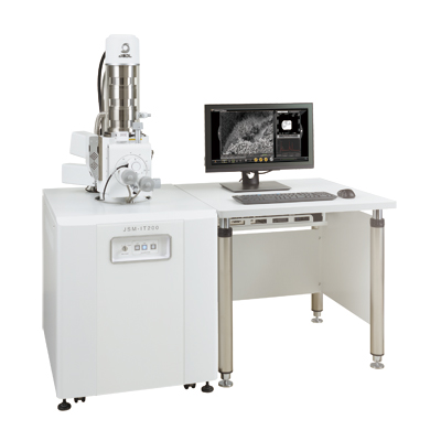 JSM-IT200 InTouchScope(TM) Scanning Electron Microscope