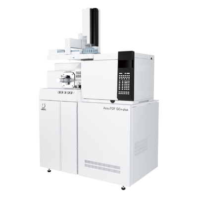 GC-MS: JMS-T200GC AccuTOF™ GCx-plus High Performance Gas Chromatograph – Time-of-Flight Mass Spectrometer