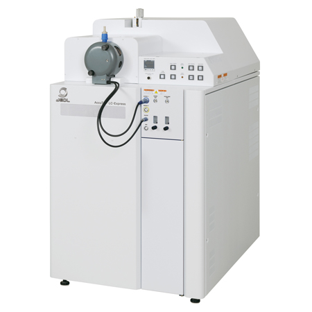 LC-MS,DART: JMS-T100LP AccuTOF LC-plus 4G Atmospheric Pressure Ionization High Resolution Time-of-Flight Mass Spectrometer